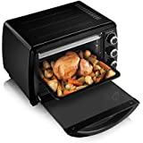 Tower T14012 Mini Oven and Grill, 23 L, 1500 W, Black