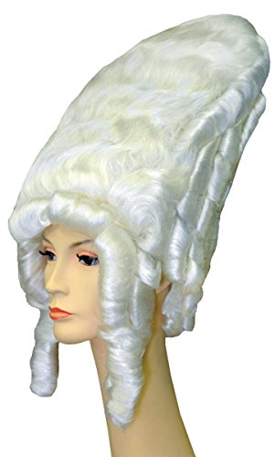 Morris Costumes Madame De pompadour Regal Wig