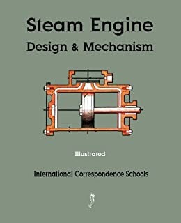 The steam engineers handbook a convenient reference book for all steam engine design and mechanism fandeluxe Gallery
