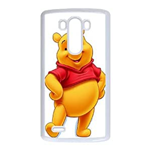 Many Adventures of Winnie the Pooh LG G3 Cell Phone Case White MSY220824AEW