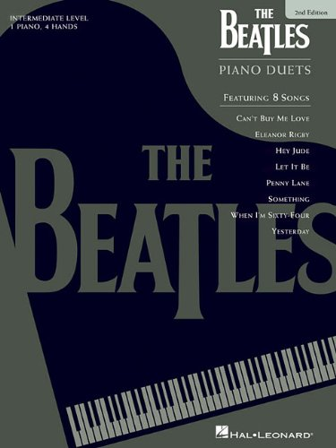 The Beatles Piano Duets: 1 Piano, 4 Hands
