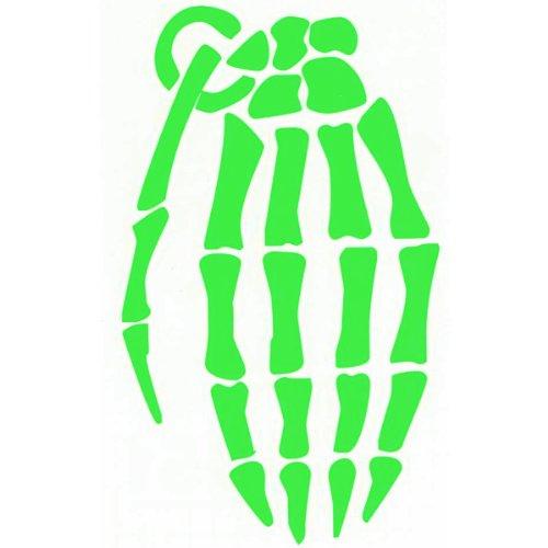 GRENADE GLOVE SKELETON HAND - 6