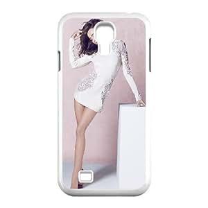 Miranda Kerr_019 High Quality Specially Designed Skin cover Case For samsung s4 9500 White