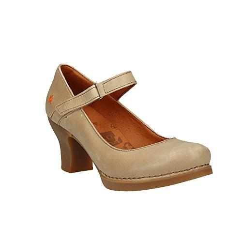 Beige 0933 Zapatos ART Harlem Beige Memphis qTtAawpfg