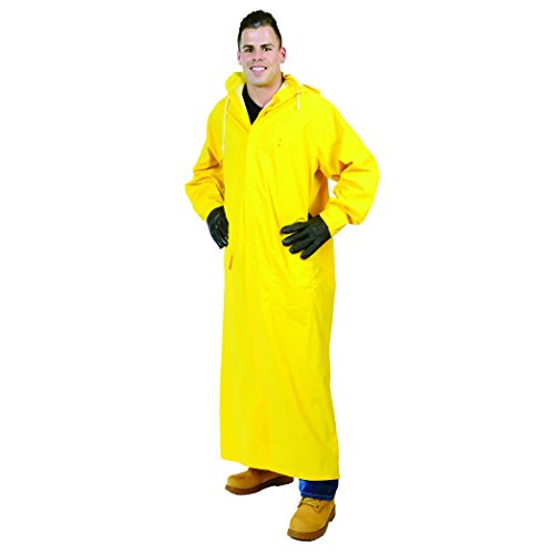 (Galeton 12560-XXL-YW  Repel Rainwear 0.35 mm PVC 60