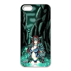 Fairy Tail iPhone 4 4s Cell Phone Case White yyfabc-600440
