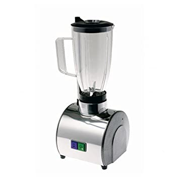 edelstahl gastro mixer 1,5 l bar theke fitness: amazon.de: küche ... - Mixer Küche