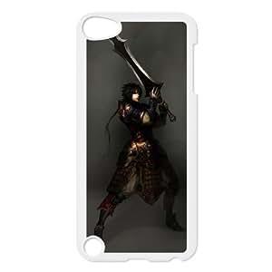 iPod 5 Case White heavy armor swordsman atlantica online Popular games image WOK7560618