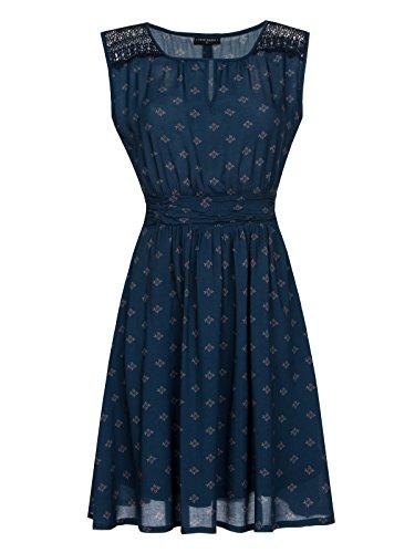 Vive Maria Indian Summer Dress blue