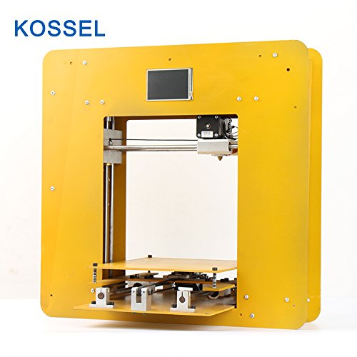 New KOSSEL Foldable - 200x200x270mm / 10.800 cm3