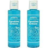 Cotton Candy Warming Massage Lotion Oil Lube Lubricant 4oz