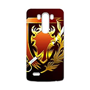 Red Sword Pattern Hot Seller High Quality Case Cove For LG G3