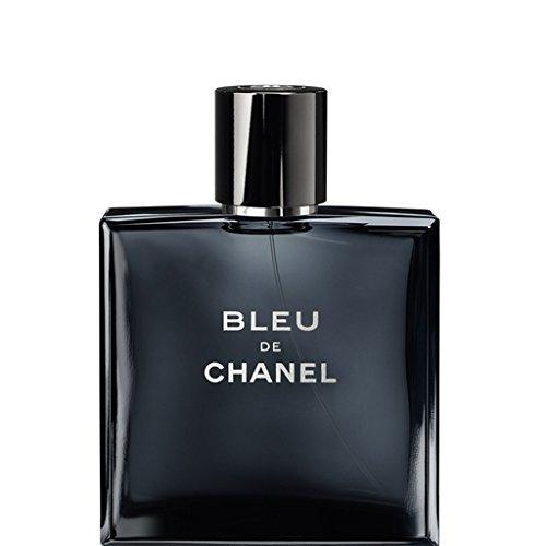 (Bleu De_Chanel for Men Eau De Toilette Spray 1.7 oz NEW in BOX)