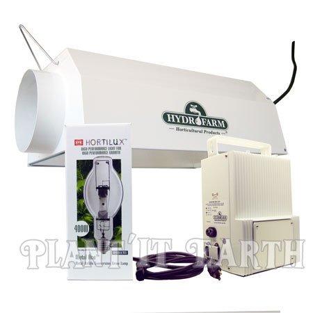 Hydrofarm Daystar Metal Halide System w/1000 Watt MS Agrosun Bulb (Agrosun Bulb Halide)
