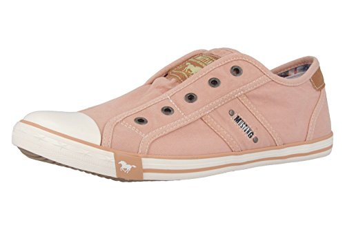 Mustang Chaussures de Grand Sneaker Chaussures TAINER Basse Big pour femme