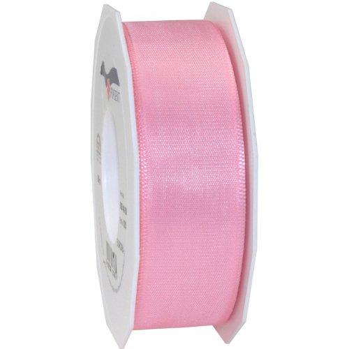 Morex Ribbon Europa Taffeta Ribbon, 1-1/2-Inch by 55-Yard Spool, Light Pink
