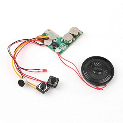 Amazon alicentertm recordable voice module for greeting card alicentertm recordable voice module for greeting card music sound talk chip musical m4hsunfo