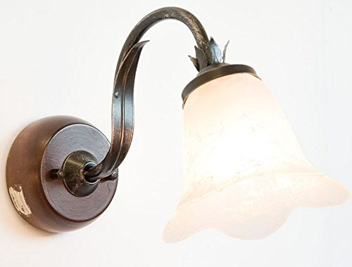 Lampade linea fascino lanterna a muro applique amazon