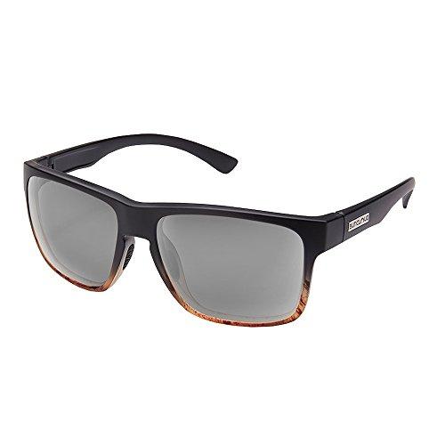 Suncloud Optics Rambler Injection Molded Sunglasses (Black Tortoise - Suncloud Sun Glasses