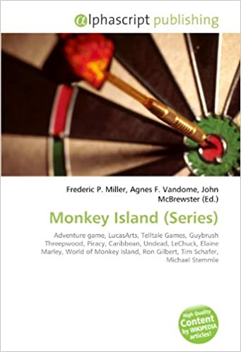 Monkey Island (Series): Amazon.es: Miller, Frederic P ...