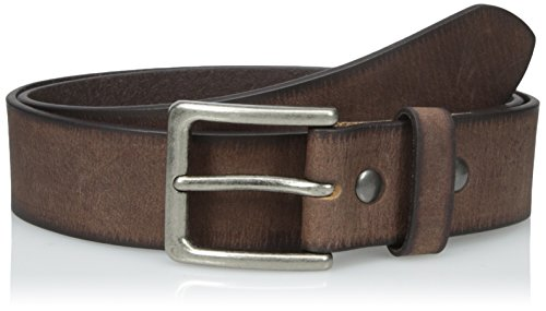 Bill Adler Men's Easy Rider Belt, Brown, 34