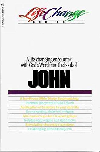 A Navpress Bible Study on the Book of John
