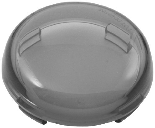 Chris Products DHD5S Deuce-Style Replacement Smoke Turn Signal Lens For Harley-Davidson