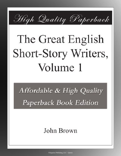 The Great English Short Story Writers Book Pdf Audio Id P92pdo4
