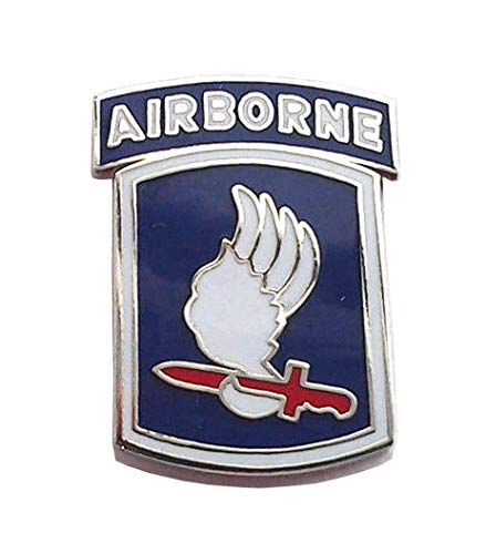 173RD Airborne Brigade Military Veteran US Army Hat Pin 14659 HO (173rd Airborne Division)