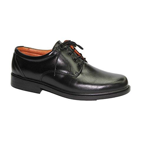 negro Zapato Clayan camarero cómodo para cordones muy en xwRA0xr