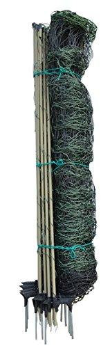 Kencove Electric Net Fence, 48' Height x 164' Length, 14...