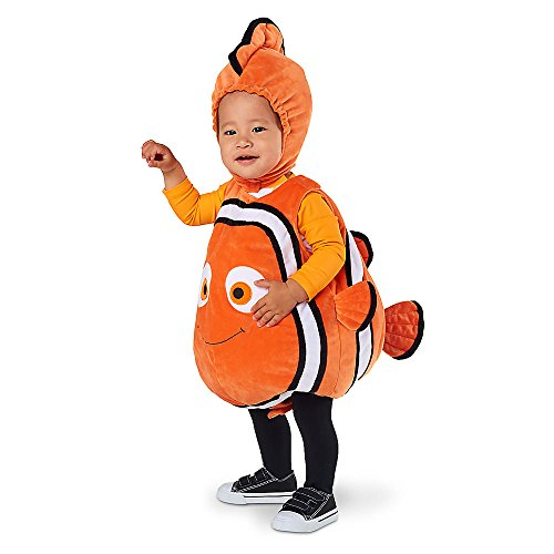 Disney Nemo Costume Baby - Finding Dory 12-18 Months (2)