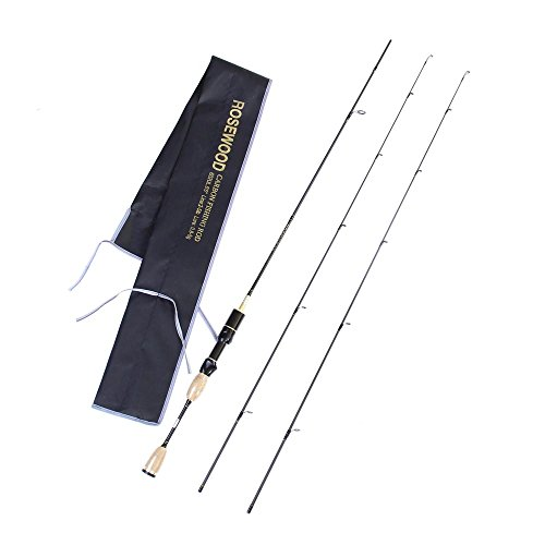 Rosewood 2 Tips Ul Spinning Rod 1 8M 0 8 5G Lure Weight Ultralight Spinning Rods 2 5Lb Line Weight Ultra Light Spinning Fishing Rod China  1 8M Ul Spinning Fishing Rod