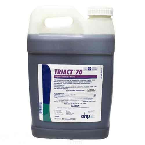 Triact 70 Fungicide/Insecticide/Miticide (OMRI Listed) - 2.5 Gallon Jug by OHP