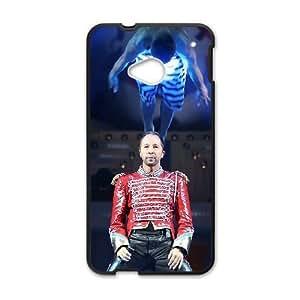 HTC One M7 phone case Black DJ Bobo SSPP4853883