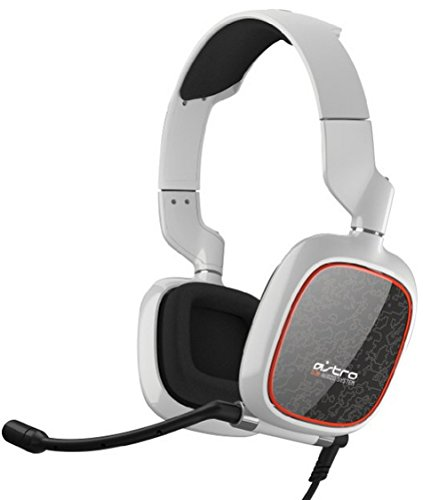 ASTRO Gaming A30 PC Headset Kit (White)