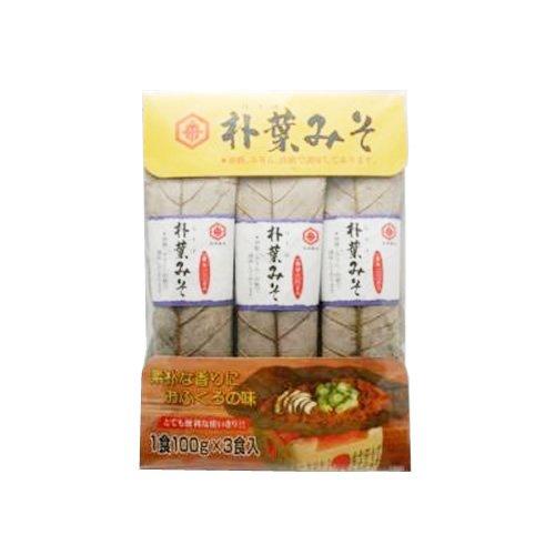 la salsa de soja Funatsu Bokuyo miso 100gX3 Kuii