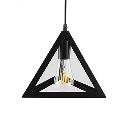 Triangle Pendant Light