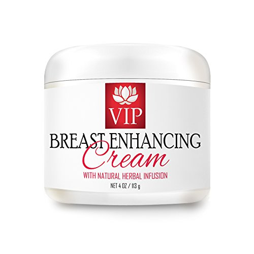 Big breasted - BREAST ENHANCING CREAM With Natural Herbal Infusion - Beauty products for women - 1 Jar - 4 Ounces