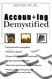 img - for Accounting Demystified book / textbook / text book