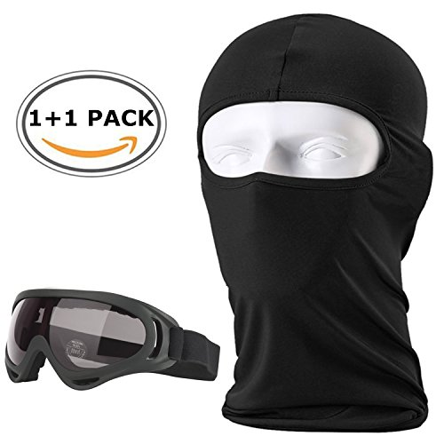 Balaclava Ski Face Mask,Outdoor Windproof Ski Face Mask Moto