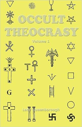 Book -- OCCULT THEOCRASY, VOL. 1