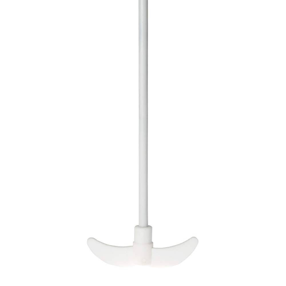 YUCHENGTECH L 250mm Width of The Paddle 45mm PTFE Stirrer PTFE Coated Stirring Rod Anchor Paddle for Flask in lab