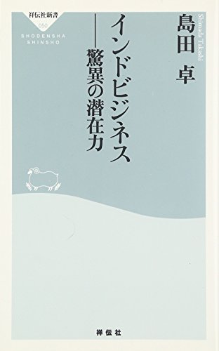 インドビジネス―驚異の潜在力 (祥伝社新書 (050))