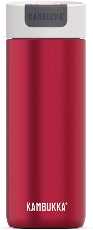 Blue Steel 3 in 1 lid Kambukka Etna Thermobecher 300 ML Snapclean/® technologie