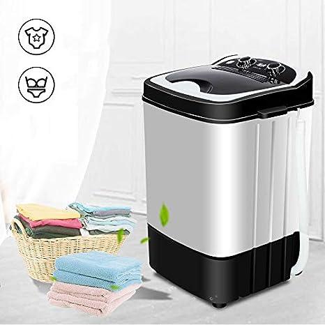 Aokoy Compacto y portátil semiautomática de lavandería 7 kg ...