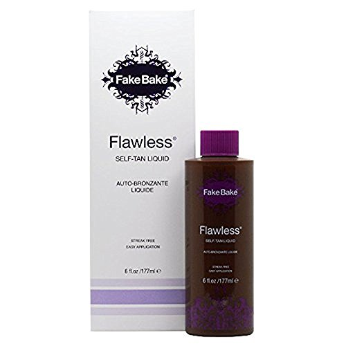 Fake Bake Flawless Self-Tanning Liquid - 6 oz