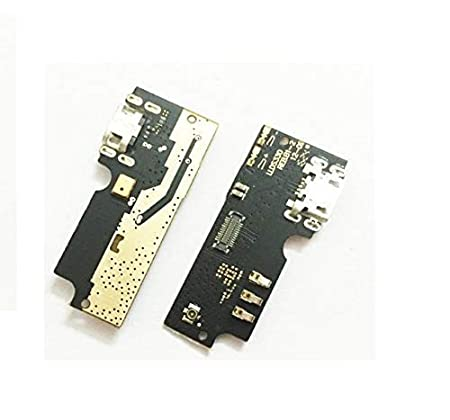 MOBILE MENIA USB Charging Port Dock Connector Microphone Charging Flex Cable for Motorola Moto E3 Power