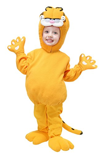 Garfield Infant / Toddler Costume, 4T