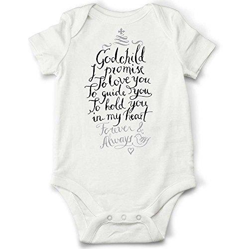 Godchild Baby Onesie Bodysuit Christening